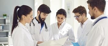 Groupe médecins