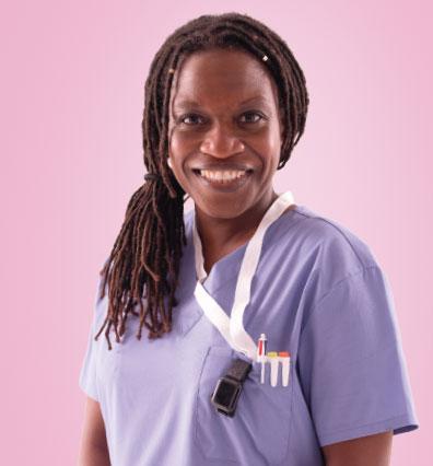 Céline, Secrétaire médicale