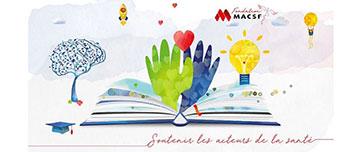 Fondation MACSF - Session printemps 2020