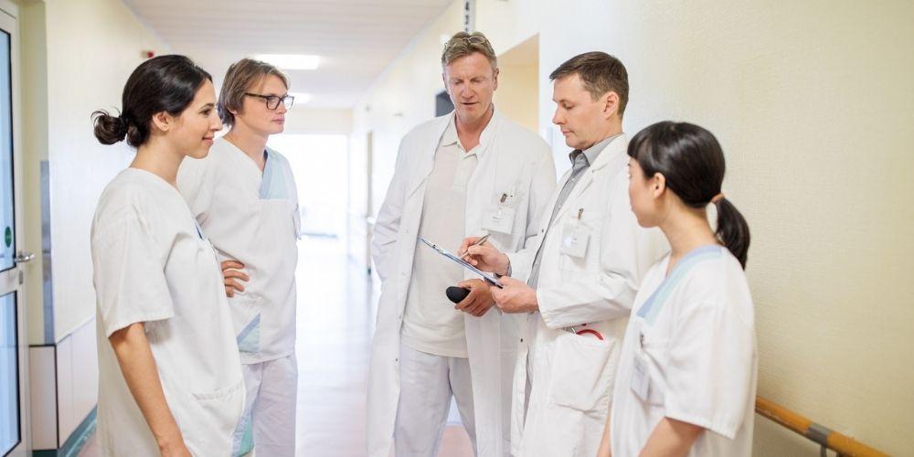Externes en médecine