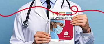 Retrouvez le dernier numéro de la revue dédiée au risque médical