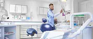 Garde chirurgien-dentiste