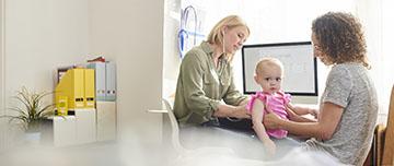 pédiatre, responsabilité civile professionnelle
