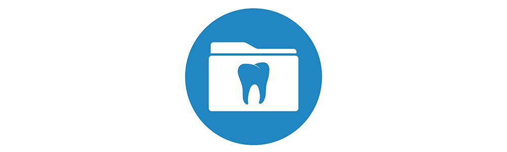 Tenue et conservation du dossier médical dentaire