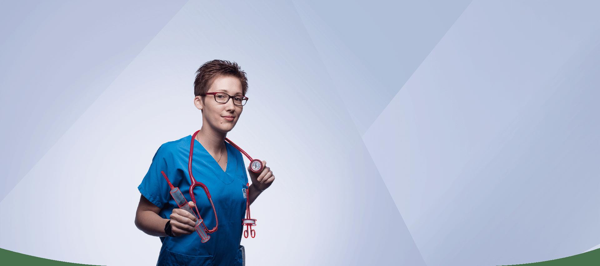 Infirmière 2020