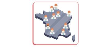 Choix des jeunes médecins – les chiffres-clés :  statut, répartition, territoires