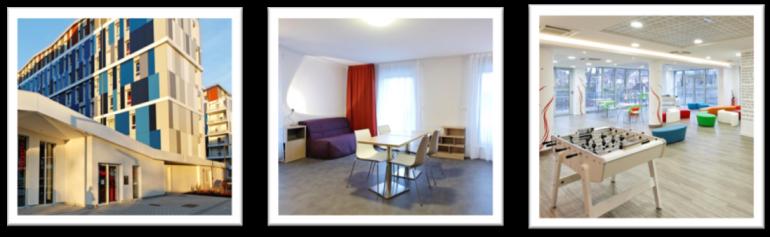 Photos résidence MACSF Toulouse