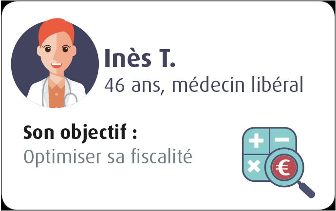 Inès, 46 ans, médecin libéral