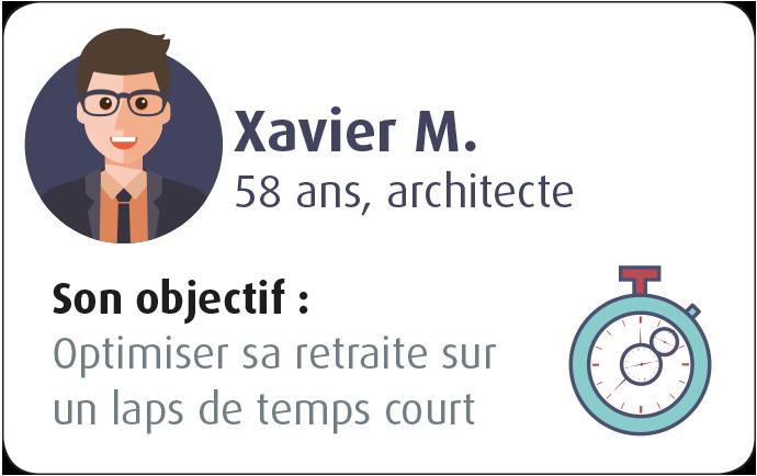 Xavier, 58 ans, architecte