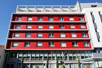 Timone Marseille résidence étudiante MACSF