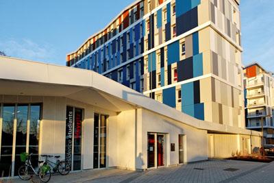 Heyritz Strasbourg résidence étudiante MACSF
