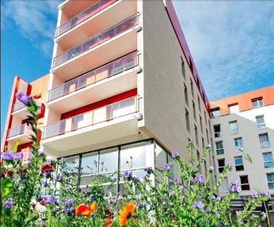 Aubette Rouen résidence étudiante MACSF