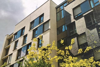Lyon Berthelot résidence MACSF