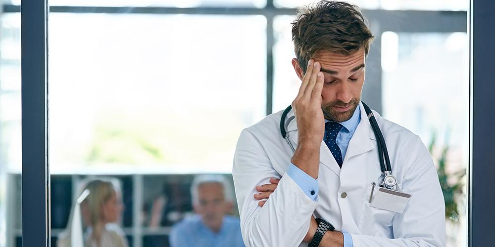 Stresse des médecins