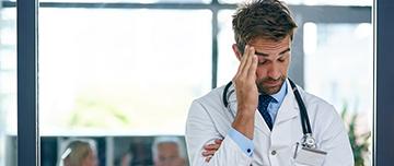 Stresses des médecins