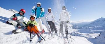 Assurance ski famille