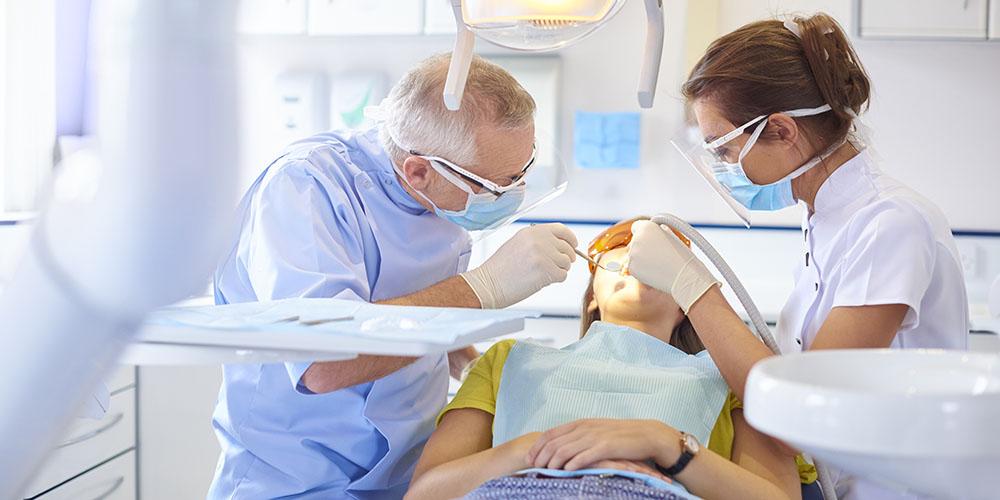 chirurgien-dentiste déconfinement