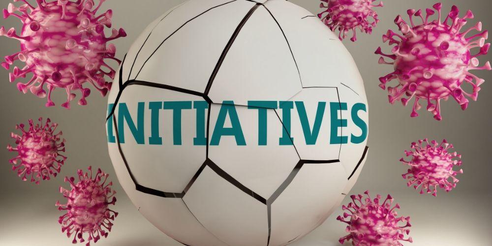 initiatives pros de santé COVID