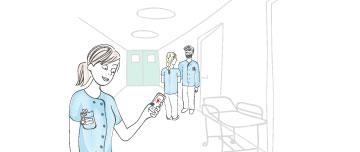 Comment travailler à l'hôpital en tant que infirmière ?