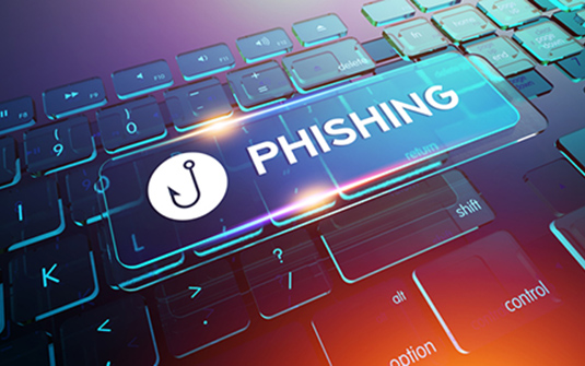 Le Phishing est une technique de sécurité qui permet de chiffrer et de sécuriser toutes les données