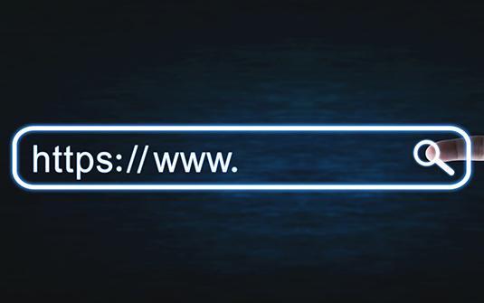 Lorsque je navigue sur internet  je peux naviguer en toute confiance du moment que le site est en https