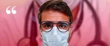 Romain étudiant en médecine