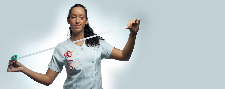 Infirmiere - Cynthia