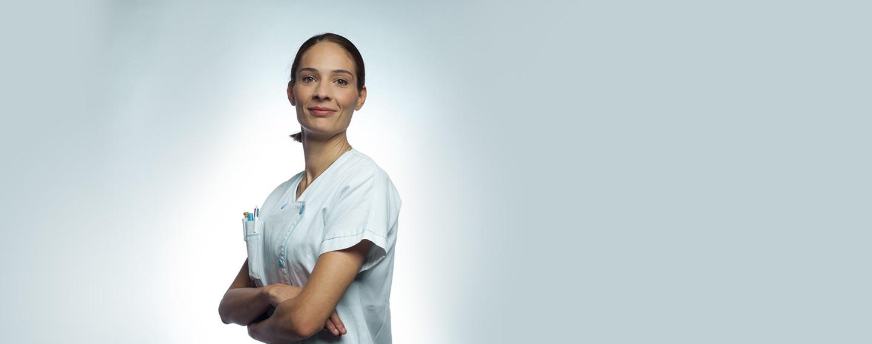 Infirmière Monia
