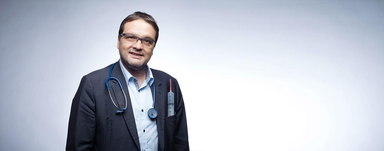 Octobre 2016 - Medecin homme stethoscope