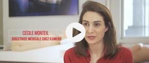 Témoignage vidéo de Cécile Monteuil, médecin urgentiste et directrice médicale chez iLumens sur l'e-santé.