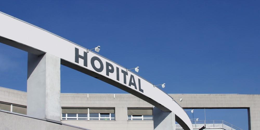 Hôpital ambulance