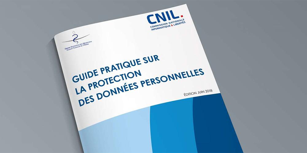 Médecins : un guide sur la protection des données personnelles