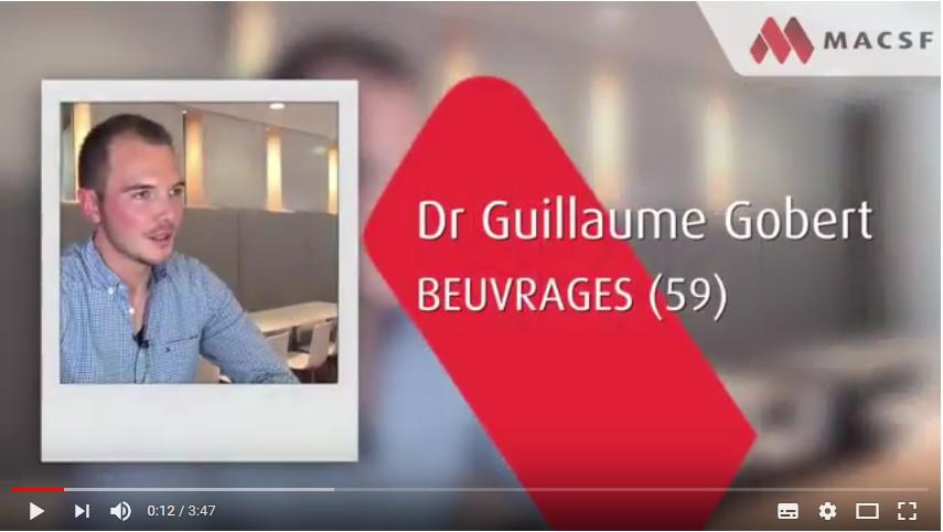 Témoignage du Dr Guillaume G., médecin généraliste