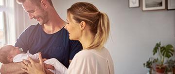 Le congé parental dans la FPH