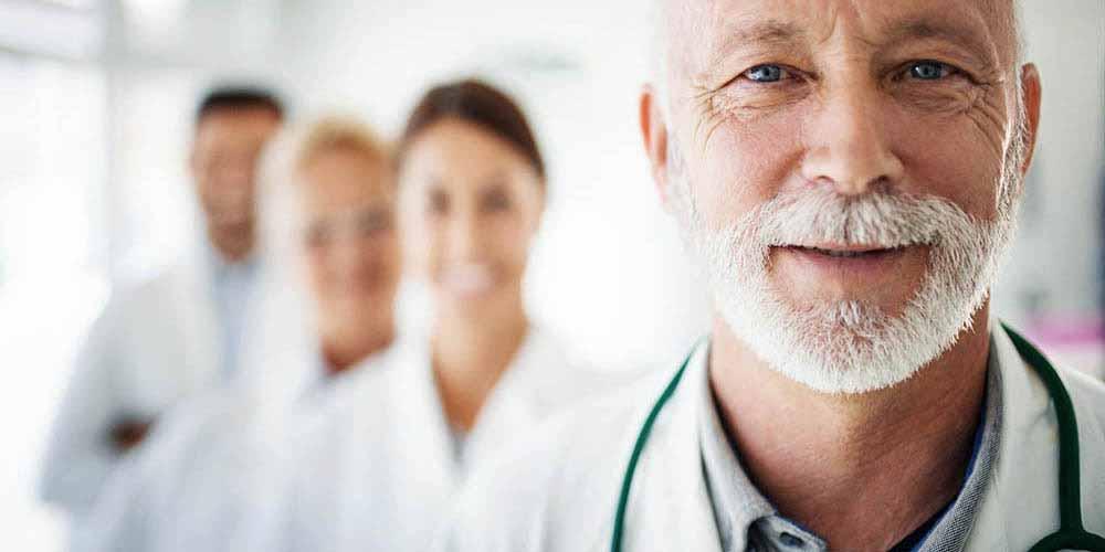 Départ retraite médecin