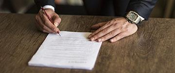 L'importance de la rédaction de contrats écrits