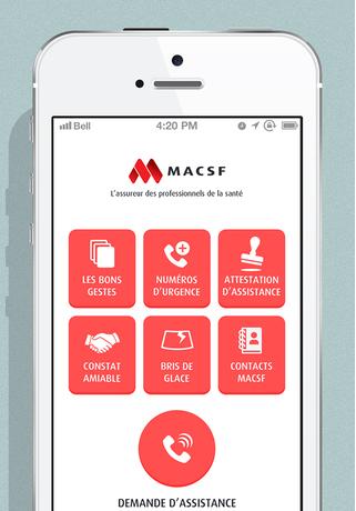 MACSF Assistance Auto