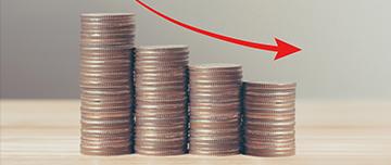 Baisse fonds euros