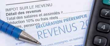 Aide à la déclaration d'impôts 2020 cotisations retraite