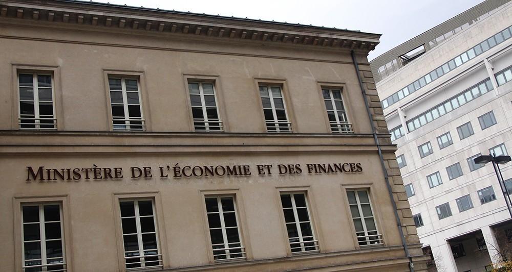 Ministère de l'économie et des finances.