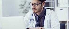 Professionnel de santé stéthoscope
