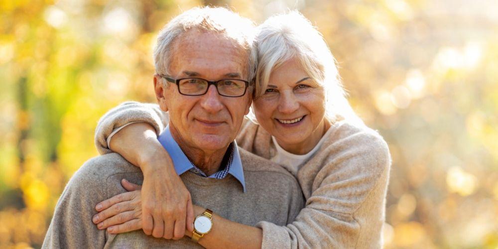 Couple retraités projet de loi retraite 2020