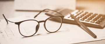 Transfert PER calculatrice lunettes