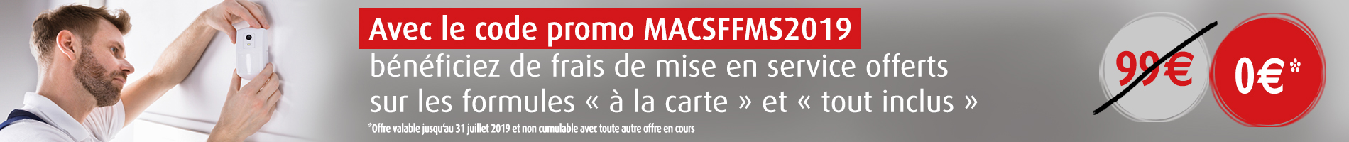Offre essentielle MACSF protect home