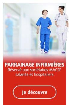 Parrainage infirmières