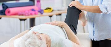 Massage et gymnastique médicale par un non-kinésithérapeute