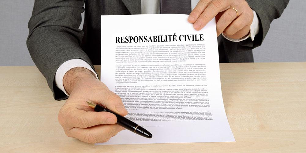 Réforme de la responsabilité civile