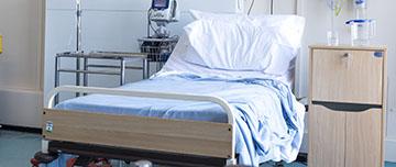 Chute au sein d'un établissement de santé