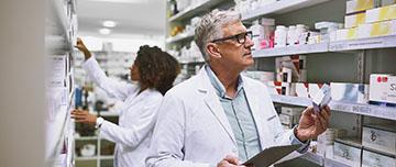 Préparateur en pharmacie salarié