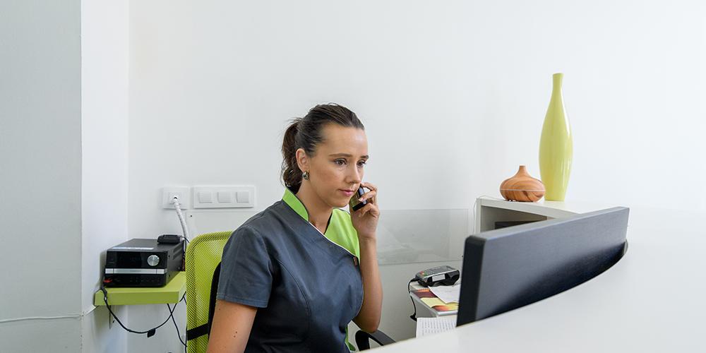 Les précautions à prendre concernant les appels téléphoniques des patients